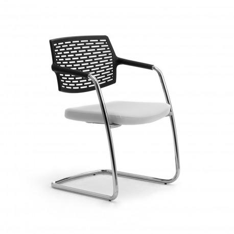 Spot sedia ufficio impilabile Leyform