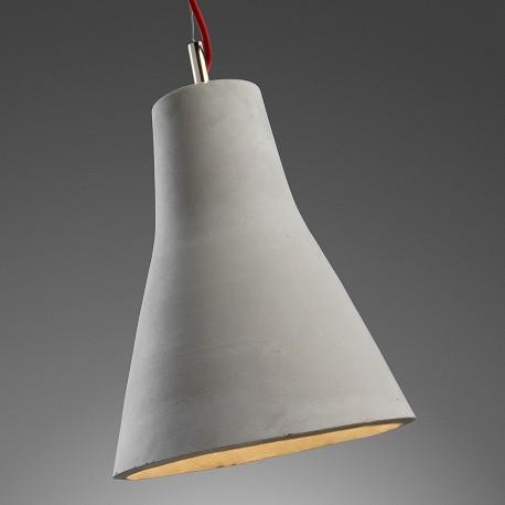 Bing lampada in cemento