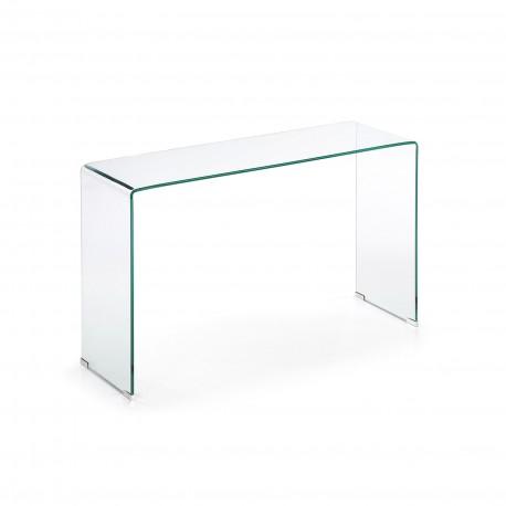 Burano consolle in vetro