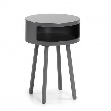 Bruk tavolino contenitore grigio