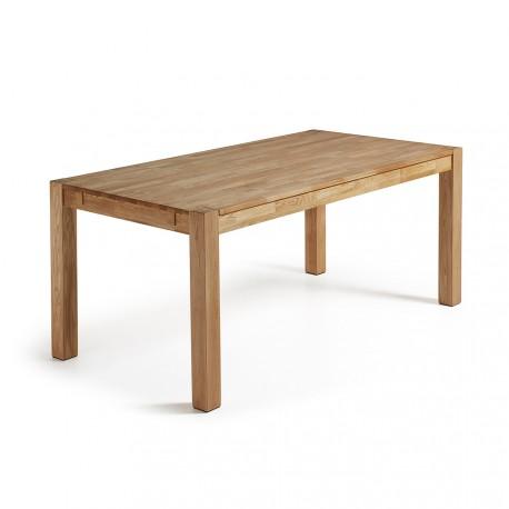Indra tavolo in rovere naturale