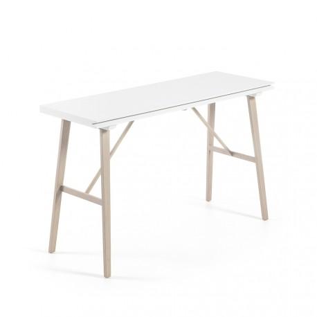Aryon tavolo/consolle allungabile in legno