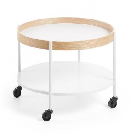 Alban tavolino su ruote - grande